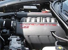 Новый мотор Chevrolet LS3
