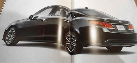 Возникли фото следующего поколения самой старой модификации Тойота