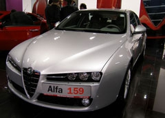 Фотогалерея Alfa Romeo