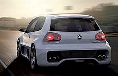 Галерея VW Golf GTI W12 650