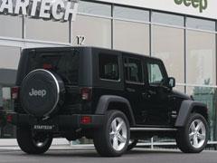 Jeep Wrangler Startech