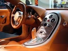 Фотогалерея Bugatti Veyron