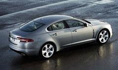 Фотогалерея Jaguar XF