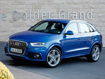rover дизель Обзор автомобиля Audi Q3 : цена ...
