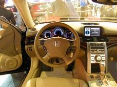 Honda на Московском автосалоне