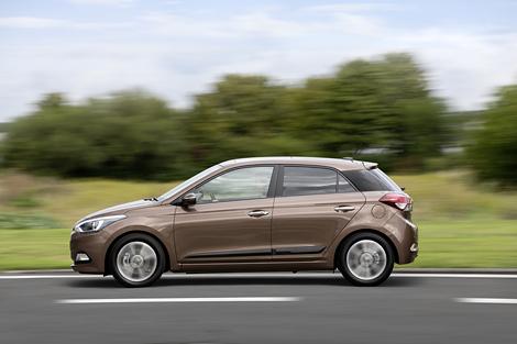Hyundai представляє нове покоління i20