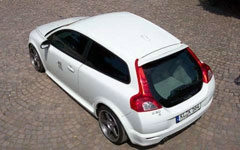 Volvo C30 MR Sweden Motorsport