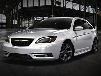 Chrysler 200 обзавелся фирменным тюнинг-пакетом