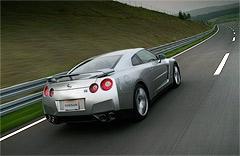 Фотогалерея Nissan GT-R