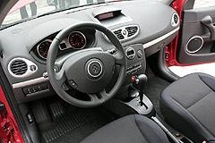 Renault Clio III - фотогалерея
