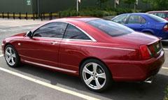 MG7 Coupe