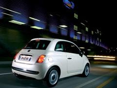 Фотогалерея Fiat 500