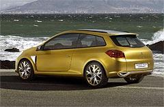 Renault Clio GTC - фотогалерея