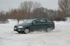 Mazda и Skoda - фотогалерея