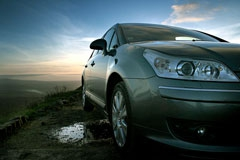 Тест C4 Exclusive diesel - фотогалерея