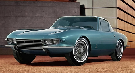 Chevrolet Corvette Coupe Rondine