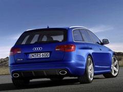 Фотогалерея Audi RS6 Avant
