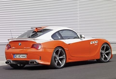 ACS BMW Z4 M Coupe