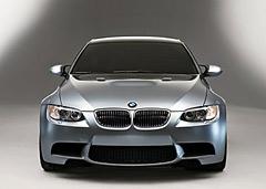 BMW M3 Concept - фотогалерея