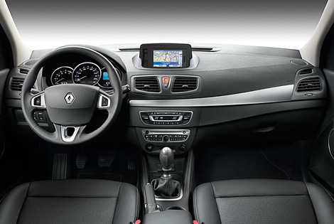 У Renault Fluence появилась спортивная версия