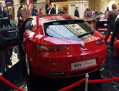 Фотогалерея Alfa Romeo Brera