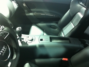 В сети появились изображения интерьера Audi R8 e-tron