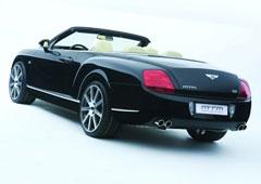Bentley Continental GTC Birkin Edition