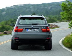 BMW X5 - фотогалерея