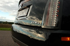 Фотографии Cadillac STS