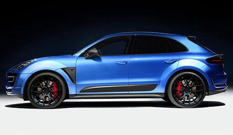 - Porsche Macan 2