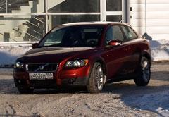 Фотогалерея Volvo C30