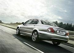 Фотогалерея обновленного Jaguar X-Type