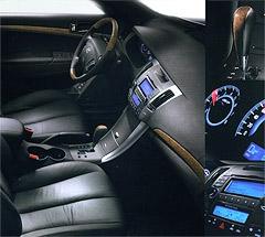 Интерьер Hyundai NF