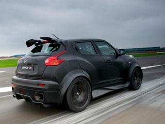 Nissan рассказал подробности о `заряженном` Juke-R