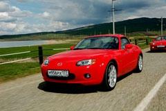 Презентация Mazda mx-5 - фотогалерея