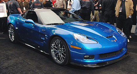 Chevrolet Corvette ZR1 Coupe