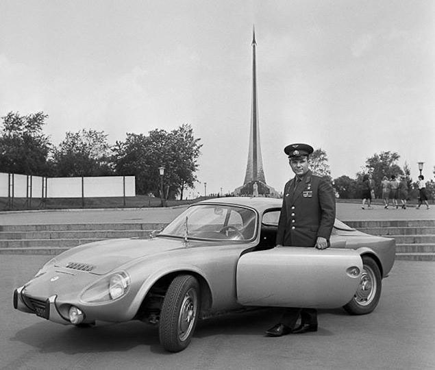 Потерянное авто Юрия Гагарина