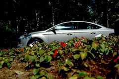 Презентация Ford Mondeo - фотогалерея