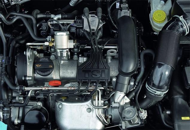 двигатель skoda yeti 1.2 tsi