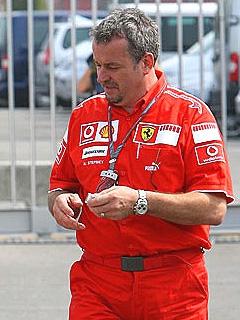 Найджел Степни. Фото с сайта autosport.com