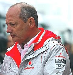 Рон Деннис. Фото с сайта autosport.com