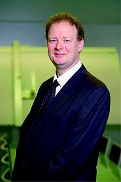 Майк Кофлэн. Фото с сайта mclaren.com