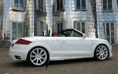 Audi TT Nothelle
