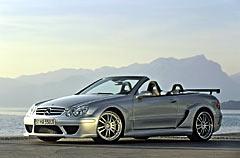 Фотогалерея Mercedes CLK DTM AMG