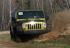Фотогалерея Jeep Wrangler