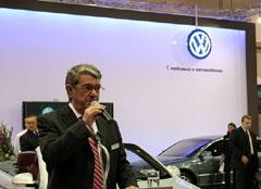 VW Group на Московском автосалоне - фотогалерея