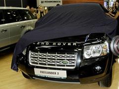 Jaguar, Land Rover и Porsche - фотогалерея