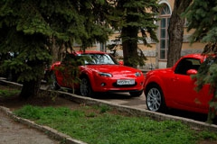 Mazda mx-5 в Пятигорске