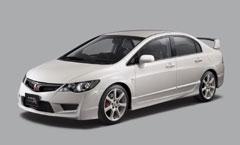 Фотогалерея Civic Type R