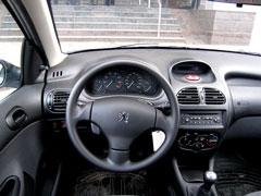 Фотогалерея Peugeot 206 sedan